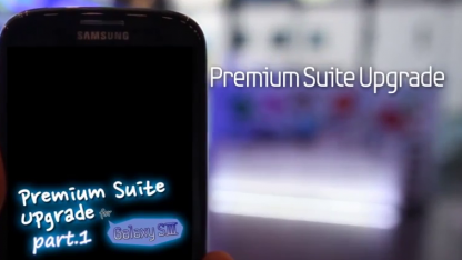 Galaxy S3 bekommt neue Funktionen.