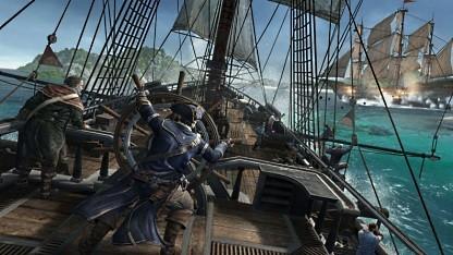 Szene aus Assassin's Creed 3