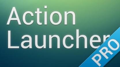 Action Launcher im Play Store erschienen