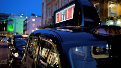 Londons Taxis sollen zu kostenlosen WLAN-Hotspots werden.