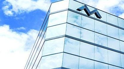 Bild vom Unternehmensitz auf der Homepage von Manwin
