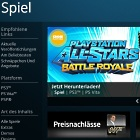 Sony: Playstation Store jetzt auch im Browser