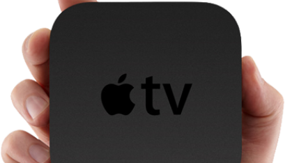 Apple TV funkt bald mit Bluetooth-Tastaturen.
