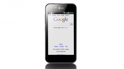 Das Optimus Black von LG erhält ein Update auf Android 4.0.