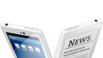 Yotaphone mit verbesserter Hardware