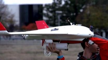 Burrito-Bomber: fliegt Essen autonom oder ferngesteuert