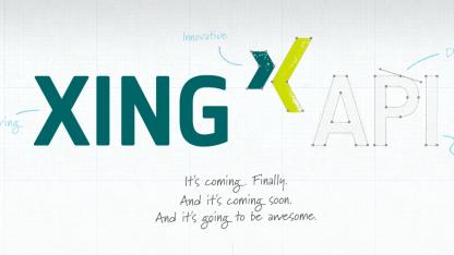 Xing öffnet sich für Entwickler.