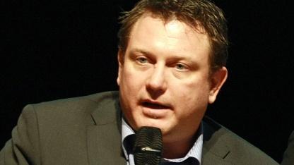 Jimmy Schulz ist der einzige Bundestagsabgeordnete auf der ITU in Dubai.
