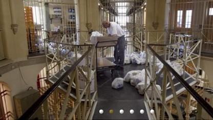 Im Gefängnis Leuven Hulp