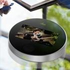Olive One: HD-Audioplayer mit Touchscreen, Aluminium und Glas