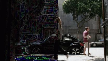Forscher wollen Fotos und Videos vektorisieren.