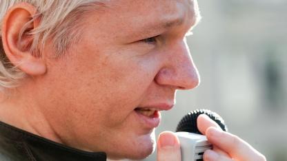 Julian Assange (2011): Stellvertreter in den Senat entsenden