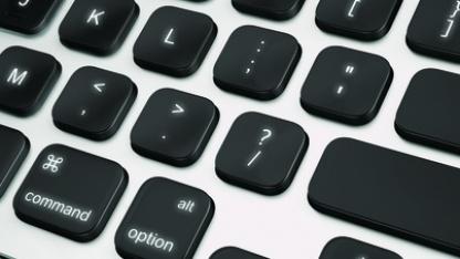 Easy-Switch Keyboard