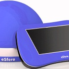 Esfere: Android-Konsole mit Tegra 3 und Touchpad-Controller