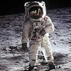 Mann auf dem Mond: Strategiespiel über und von Buzz Aldrin