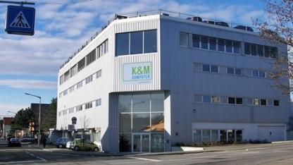 Hauptsitz des Unternehmens