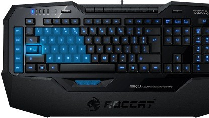 Roccats Gaming-Tastatur Isku