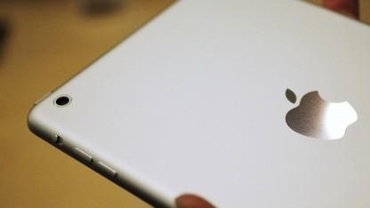 Das iPad Mini hat derzeit nur 1.024 x 768 Pixel.