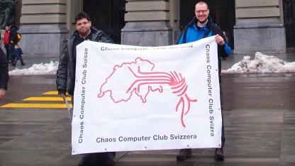 Der CCC Schweiz wurde am 15. Dezember 2012 offiziell gegründet.
