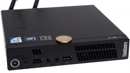 Die Tiny-Rechner werden nun auch mit neuen Prozessoren ausgeliefert.