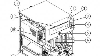 HPs Microserver wird mit einer schnelleren CPU ausgestattet.