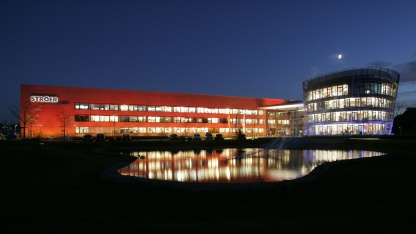 Zentrale der Ströer AG in Köln