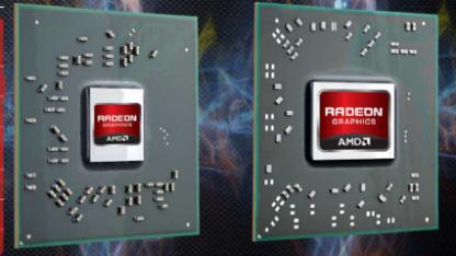 Radeon HD 8700M und 8800M