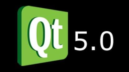 Qt 5 steht zum Download bereit.