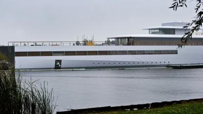 Steve Jobs' Jacht Venus