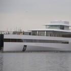 Schuldenkrise abgewendet: Steve Jobs' Jacht darf in See stechen