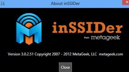 InSSIDer 3 ist bisher nur eine Vorschau.