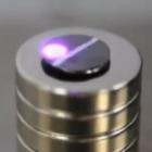 Forschung: Laser schubst schwebende Magnetscheibe