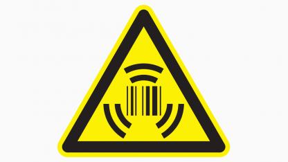 RFID in Studentenkarten ist problematisch.