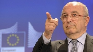 EU-Kommissar Joaquin Almunia