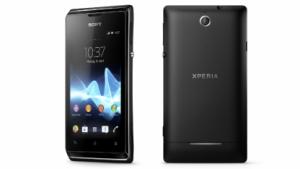 Das Sony Xperia E