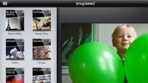 Snapseed ist jetzt für iOS und Android kostenlos.