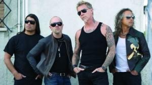 Metallica im Jahr 2012