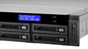 Auch die Rackgeräte können zu einem digitalen Videorekorder umgerüstet werden.