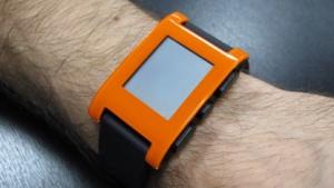 Pebble Technology kann seine Smartwatch nicht mehr 2012 liefern.