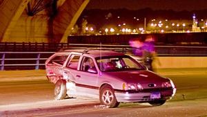 EDRs zeichnen Daten vor und während des Unfalls dauerhaft auf.