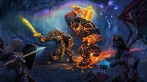 Artwork von Heroes of Newerth