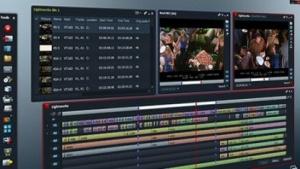 Die Videoschnittsoftware Lightworks