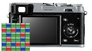 Fujifilm-Kamera: Kompaktkamera mit unregelmäßigem X-Trans-Sensor