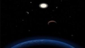 Tau Ceti mit Exoplaneten: Unsicherheit bleibt.