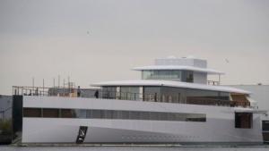 Steve Jobs' Jacht darf in See stechen.