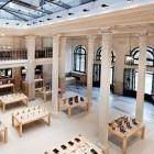 Vermutlich eine Million Euro Beute: Apple Store in Paris am Silvesterabend überfallen