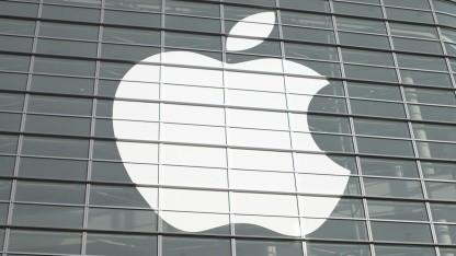 Aufrufe kamen von einer Apple-IP aus Cupertino.