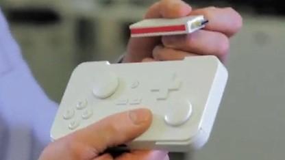 Prototyp von Gamestick