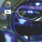 Optische Strontiumuhr: Wird die Sekunde neu definiert?