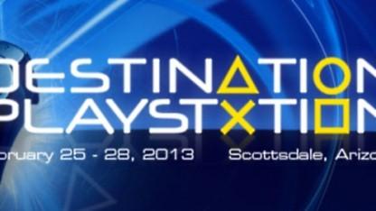 Logo Destination Playstation